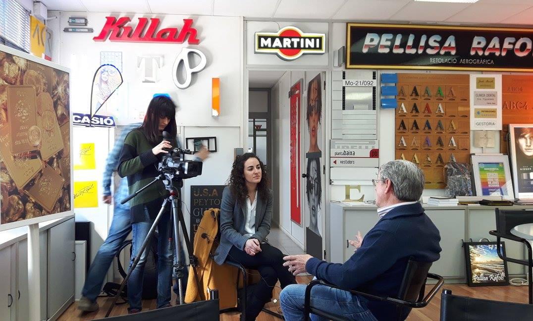 Entrevista - Blog Pellisa Rafols